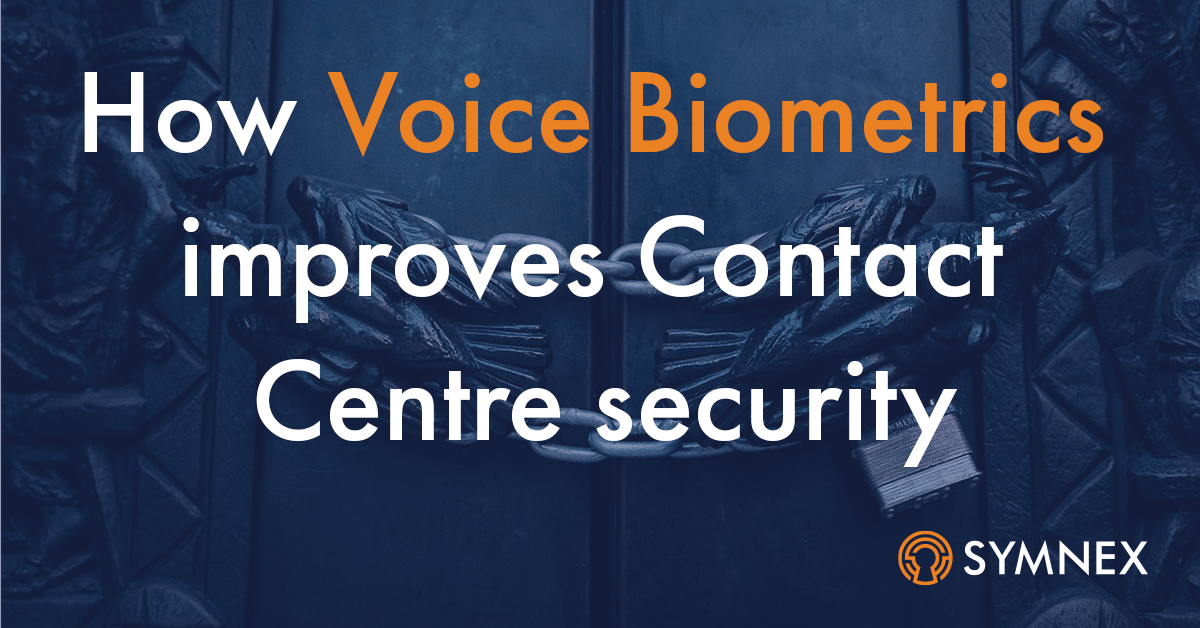 """Featured image for """"How Speaker Recognition significantly improves the security of Call Centres"""""""